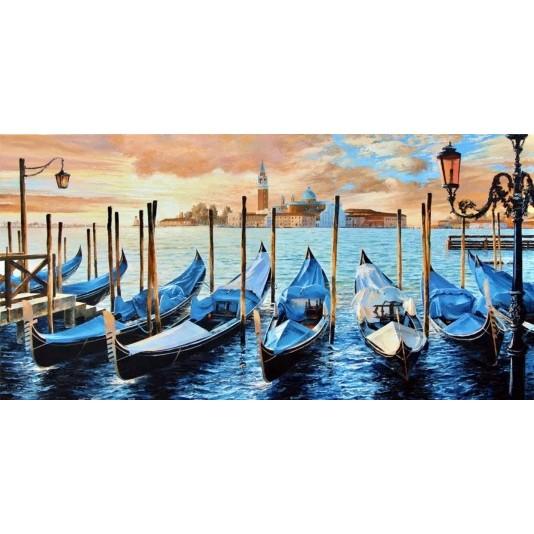 "Интерьерная картина  ""Венеция""."